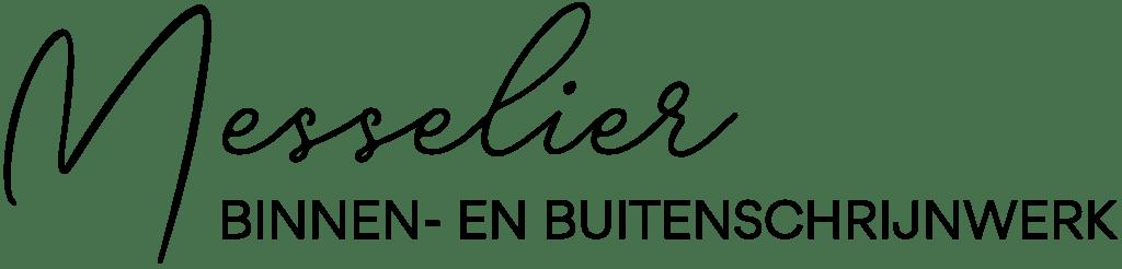 Logo Schrijnwerk Messelier